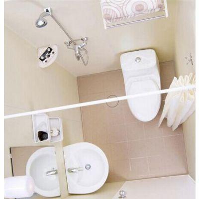 厂家直销支持定制康誉KY-1620整体卫生间 整体淋浴房