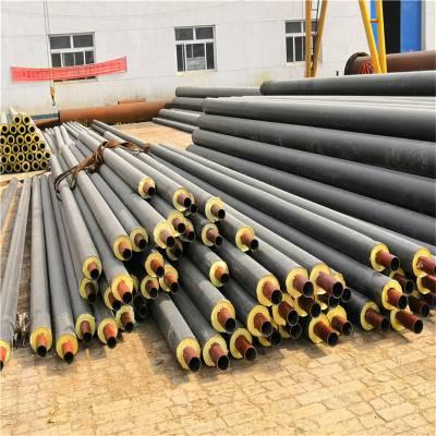 山西 鑫龙日升 聚氨酯地埋保温钢管 DN900/920聚乙烯聚氨酯保温管