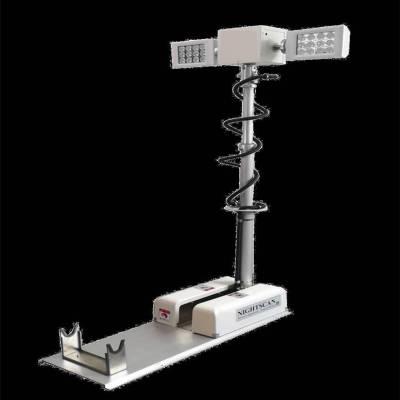 升降照明灯 1.8米移动升降照明灯设备 全方位车载移动照明设备 上海黑盾
