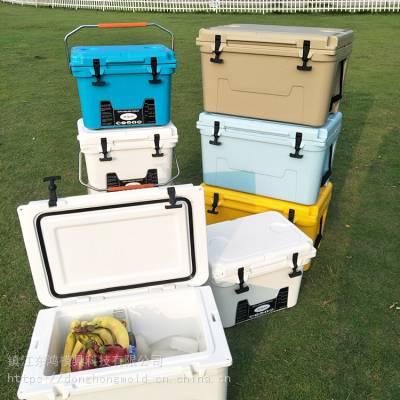 滚塑冷藏箱模具 来图来样定制滚塑模具