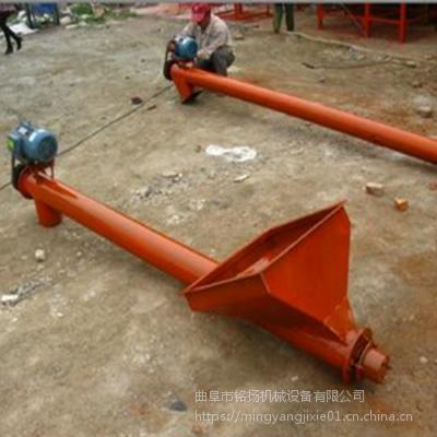无轴式螺旋提升机生产参数螺旋输送机厂家