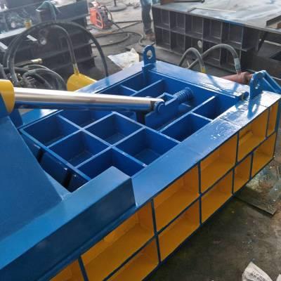 125吨液压金属压块机 铁皮压块机 废旧金属压块机快速打包