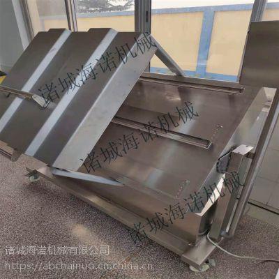 大包酱料真空包装机倾斜式大料包不易漏半流体真空封口机