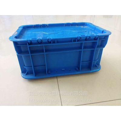 标准大众通用带盖物流箱市场价格