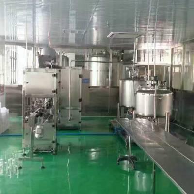 巴氏机 牦牛奶生产线 牧场标准化