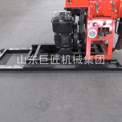 华夏巨匠HZ-130YY液压岩芯钻机 地质工程钻探机 百米钻探设备