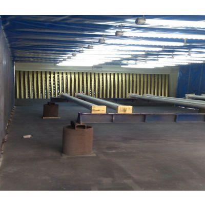 海帆环保设备按需定制-水幕油膜喷漆房厂家哪家好
