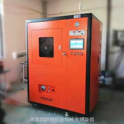 小型真空感应热压炉小型烧结炉的结构特点-酷斯特科技热压烧结设备