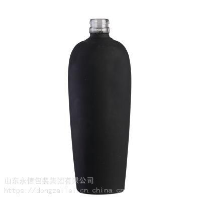 厂家批发1斤2斤5斤装白酒玻璃瓶 定制威士忌洋酒瓶红酒瓶陶瓷瓶饮料瓶