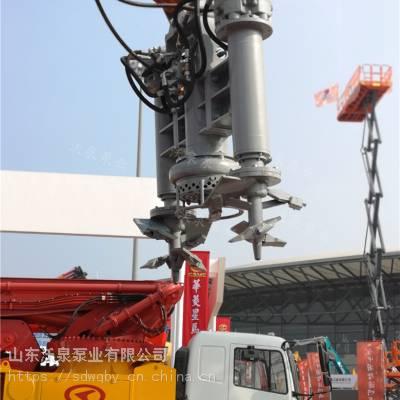 4千瓦2寸潜水抽沙泵 吸沙泵泥浆泵 小型带搅拌叶轮水泵