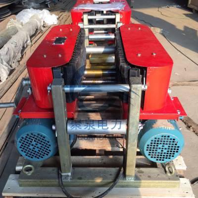 扬州聚泉牌履带式承装修试电缆输送机5knDSJ180型ds180a