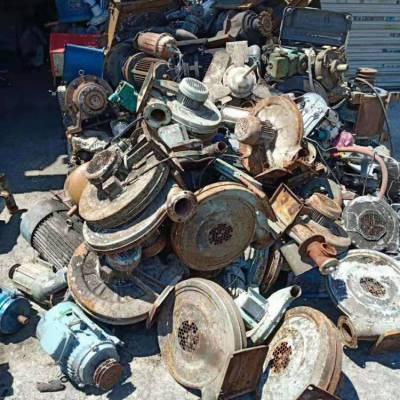上海静安区正规回收废铁废钢有几家?