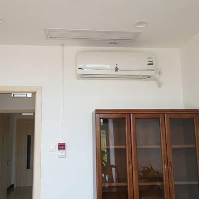 利安达壁挂式空气消毒机被安装到监狱医院预防新冠病毒
