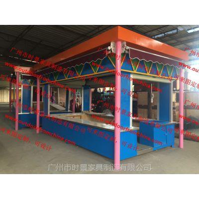 景区移动售卖亭,咸阳商业街售货车,重庆公园餐饮花车,小卖部