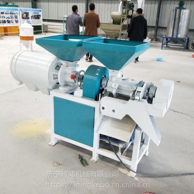 科博苞米碴子打面机 电动小型制糁机 家用磨玉米机
