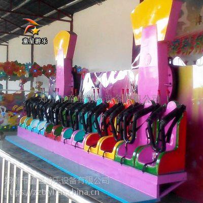 年轻人喜爱的项目摇滚排排坐游乐园新型游乐设备价格