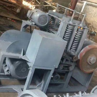 浩宇机械 新型切竹机 高产竹子切片机 输送进料竹子破碎机