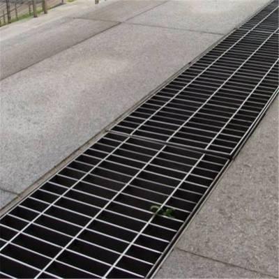 地沟排水网 镀锌格栅板 车间踩踏板