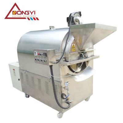 100公斤炒货机一次能炒多少斤带壳花生 100公斤炒货机一次能炒多少花生米 南阳东亿