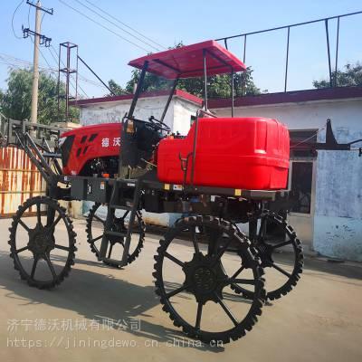 武汉中大型棉花打药机_德沃植保打药机农机补贴