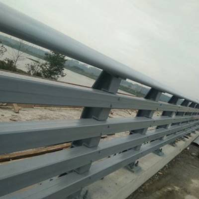 桥梁防撞钢护栏定制-桥梁防撞钢护栏-山东神龙防撞护栏