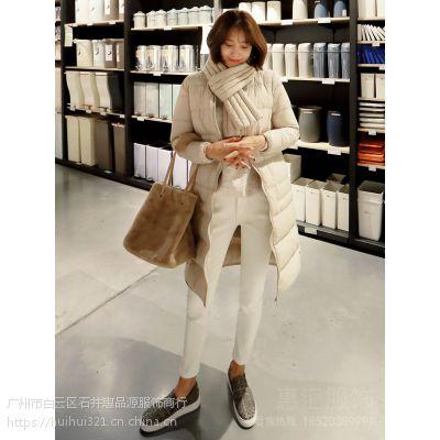 品牌服装哪里进货 广州石井尾货批发市场怎么走份复古毛呢大衣