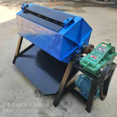 亚博国际真实吗机械 电动滚桶抛光除锈机 滚筒抛光机除锈机 钢板钢筋翻新除锈机厂家