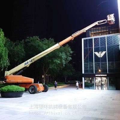 蜘蛛高空车租赁 18米升降机出租 领环租赁