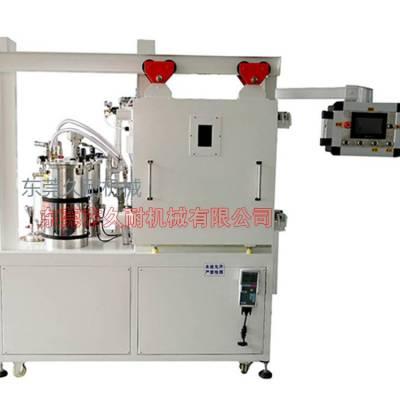 久耐机械环氧树脂真空注胶机 双液注胶机厂家定制生产