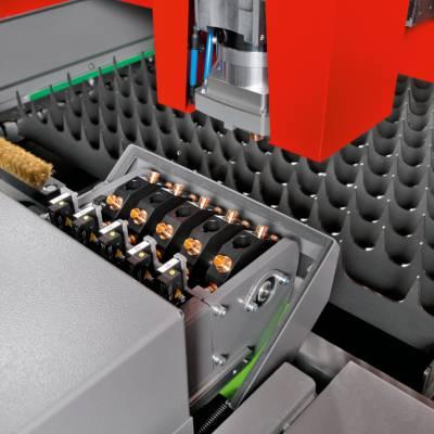 百超(上海)精密机床 10000W超大型激光切割机 大型品牌切割设