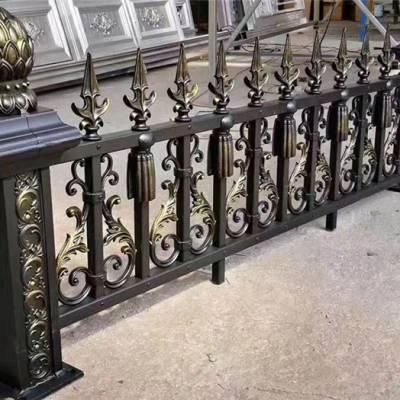 铝艺护栏价格-德州铝艺护栏-广顺金属