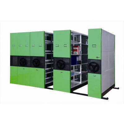惠州档案密集柜定制批发 密集柜免费上门测量尺寸设计方案