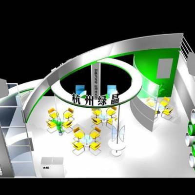 展厅设计-展台- 红太阳展位设计搭建(查看)
