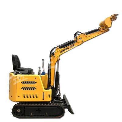 微型挖掘机价格 10微型挖掘机 旱厕改造用挖掘机 金旺挖机