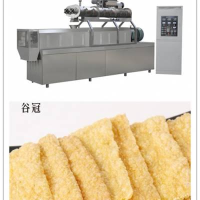 江西苦荞片设备 苦荞片制造机 休闲食品膨化机厂商