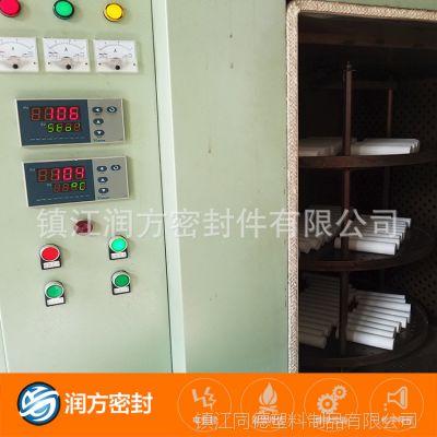 厂家供应 承接加工定制 PTFE四氟模压棒材 铁氟龙管材 规格齐全