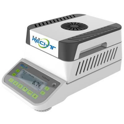 烘干方法粉体水分含量测试仪用法介绍