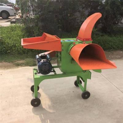新疆小型铡草机厂家 多功能饲料揉丝机视频 家用小型揉丝机