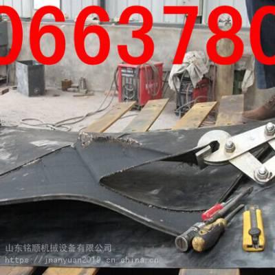 0.75KW 1.1KW 1.5KW输送带剥层机 XLP-100 380V电动皮带剥层机厂家直销
