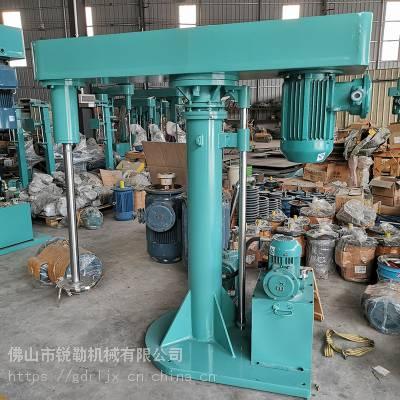 广东涂料搅拌机厂家 变频调速立式高速搅拌机