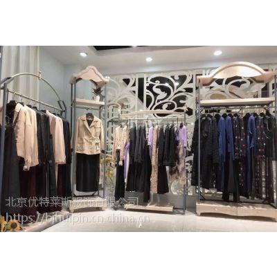 格蕾诗芙女装北京的品牌折扣店在哪深圳女装尾货批发市场在哪里批发摇滚羊皮马甲背心