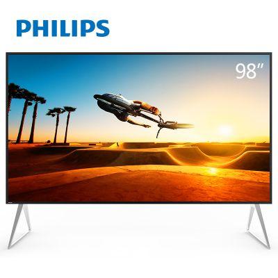 飞利浦(PHILIPS)98PUF7683/T3 98英寸4K超高清HDR智能液晶电视机