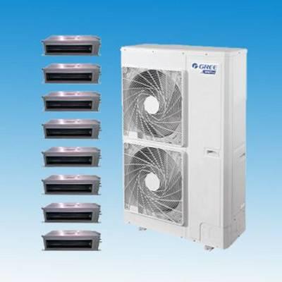 北京格力变频多联机中央空调 家用中央空调 变频风管机