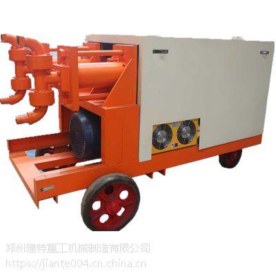 双缸活塞运作 建特液压泥浆泵