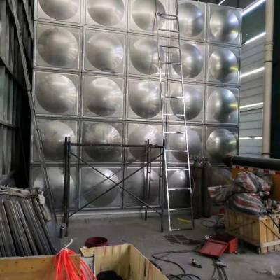 316不锈钢水箱精工模压而成,造型美观、经济实用、主体经久不坏。启亚环保