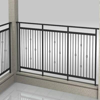 阳台护栏报价/空调护栏厂家