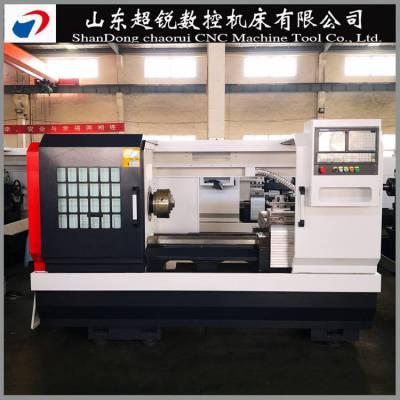 低速重切削 CK6152数控车床 三档变速高低档机型 金属加工利器 每日更新报价