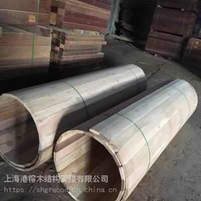 【港榕木业】上海木材加工-木材厂家直销-实木板材异形加工