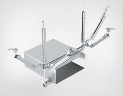 抗震支架|金凯龙机电设备价格公道的管廊出售_抗震支架