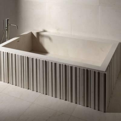 SALVATORI浴缸、台盆,意大利大理石浴室产品